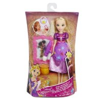 HASBRO B9146 Кукла DISNEY PRINCESS и ее хобби