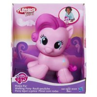 Hasbro B1911 My Little Pony. Playskool friends Пинки Пай ходит, 6м+