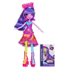 Hasbro A3994 My Little Pony Сумеречная искорка Equestria Girls Neon Rainbow Rocks Twilight Sparkle Doll - Hasbro A3994 My Little Pony Сумеречная искорка Equestria Girls Neon Rainbow Rocks Twilight Sparkle Doll