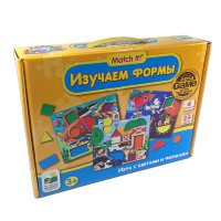 LearningJourney 230145 Пазл изучаем формы